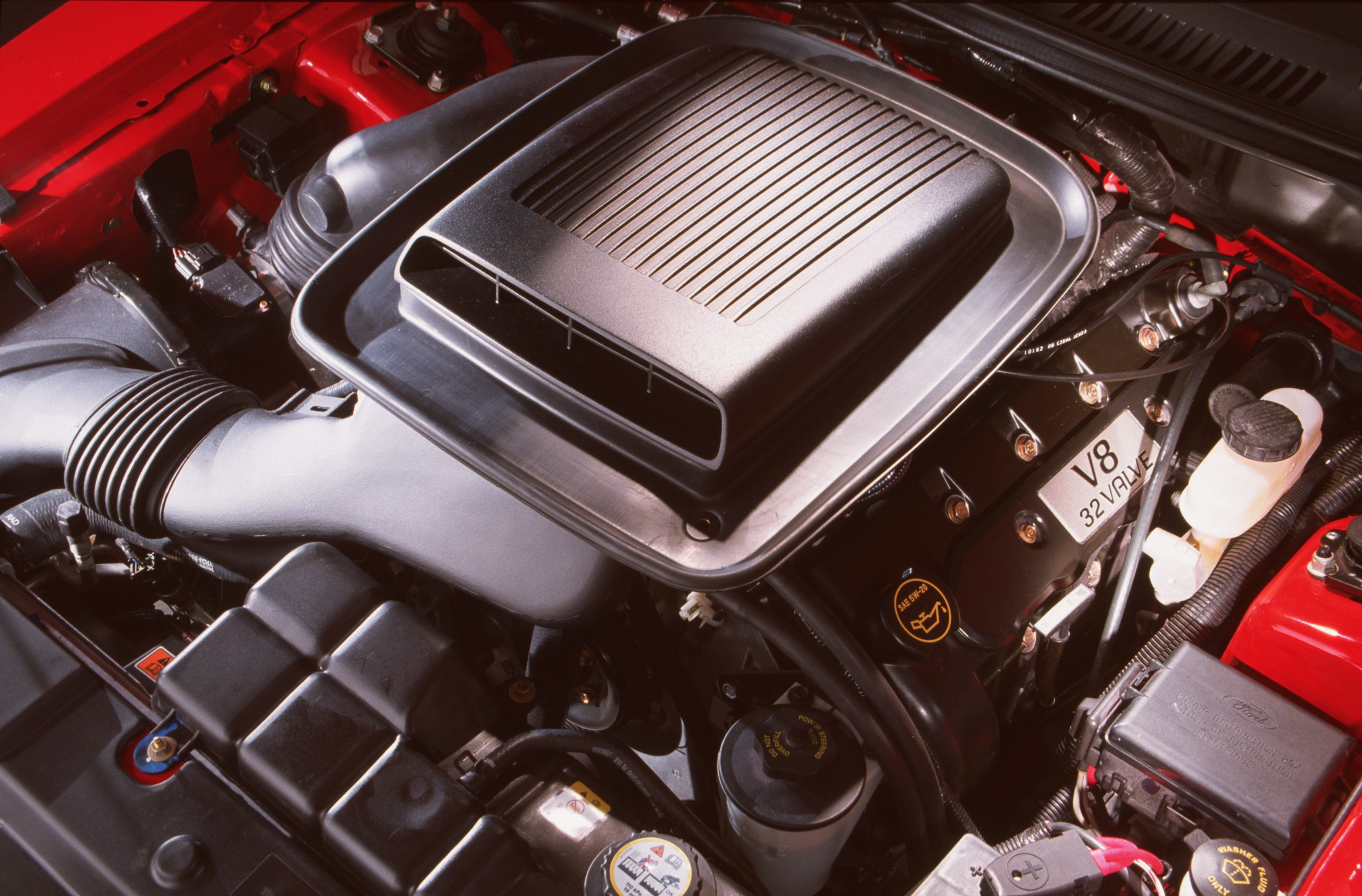 2003 Ford Mustang Mach 1 Coupe Engine