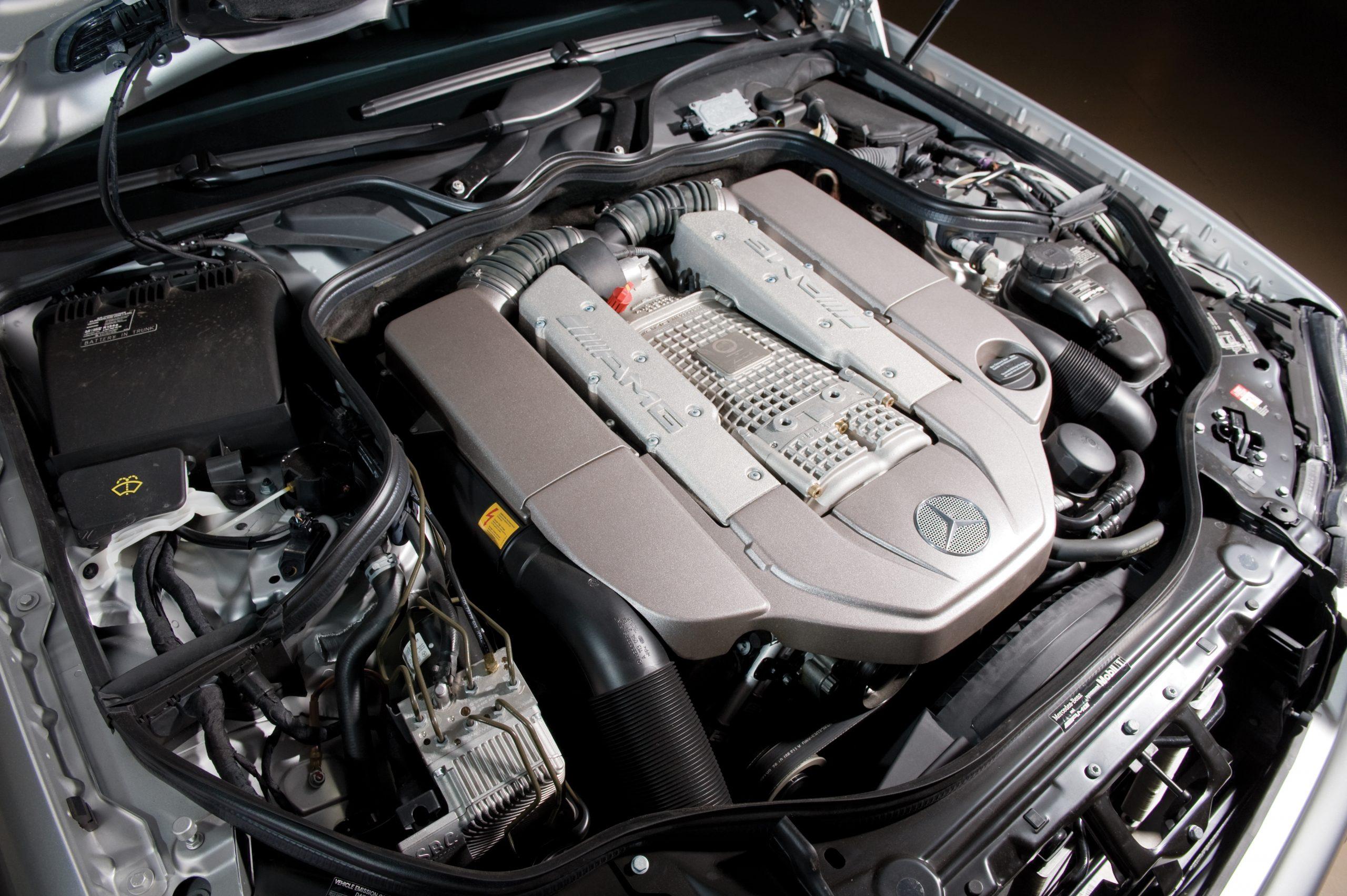 2004 Mercedes-Benz E55 AMG