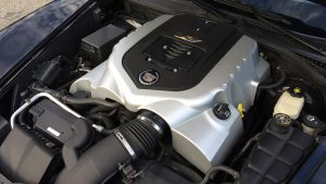 2006 Cadillac XLR-V supercharged Northstar V-8