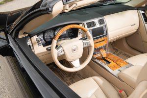 2008 Cadillac XLR Interior