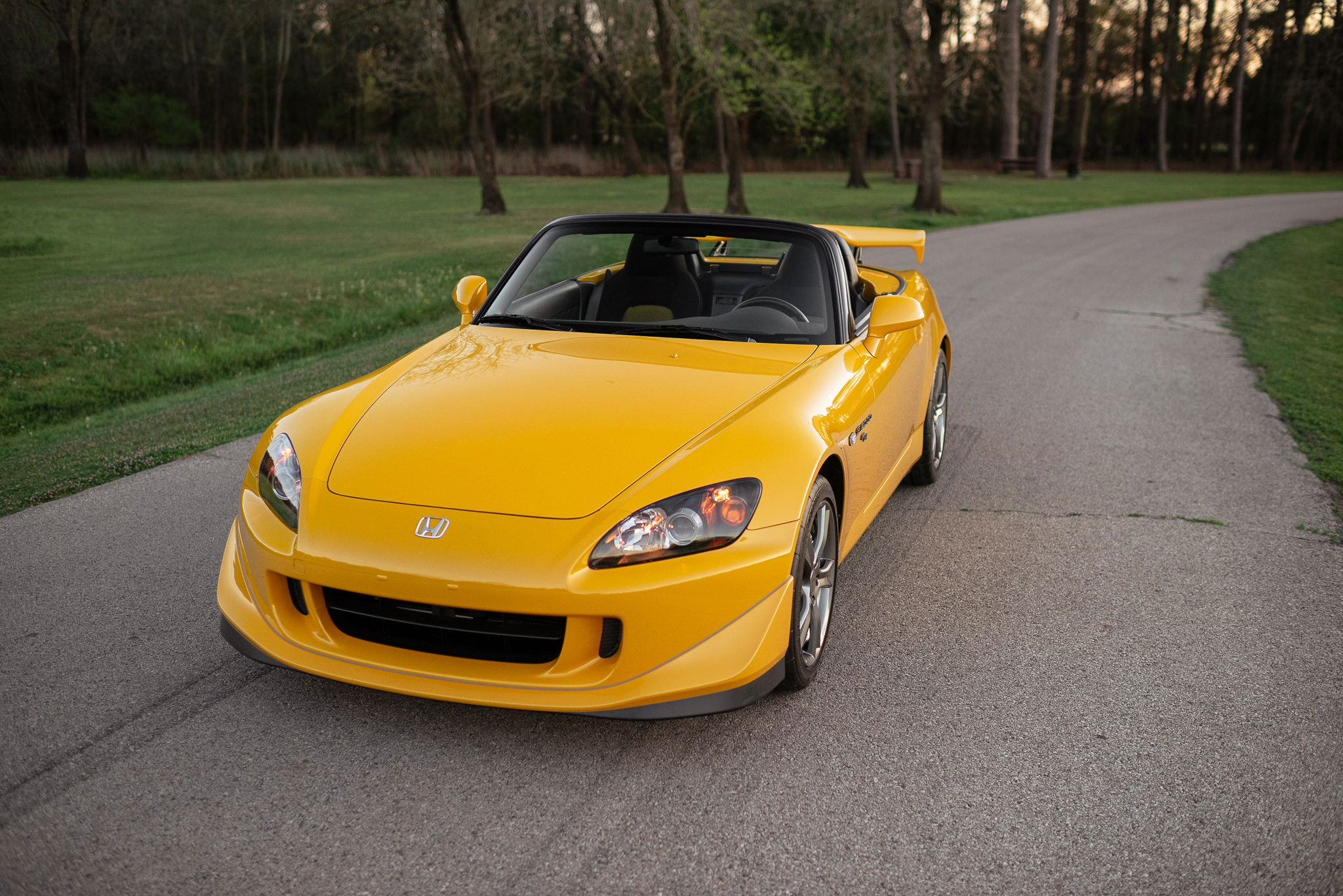 2008 Honda S2000 CR Front Three-Quarter