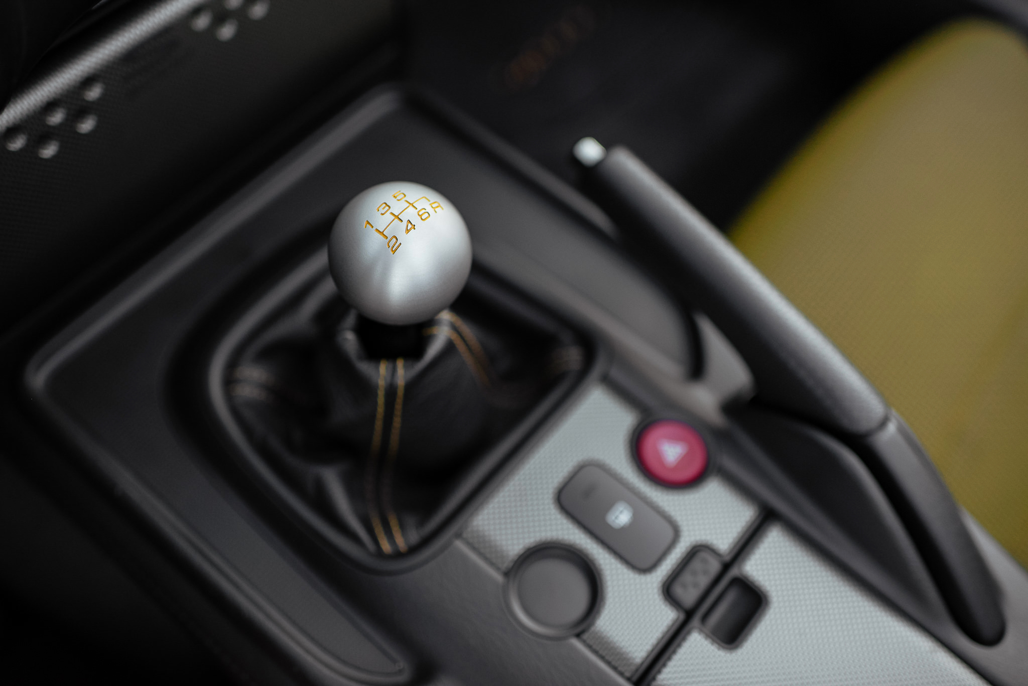 2008 Honda S2000 CR Shifter