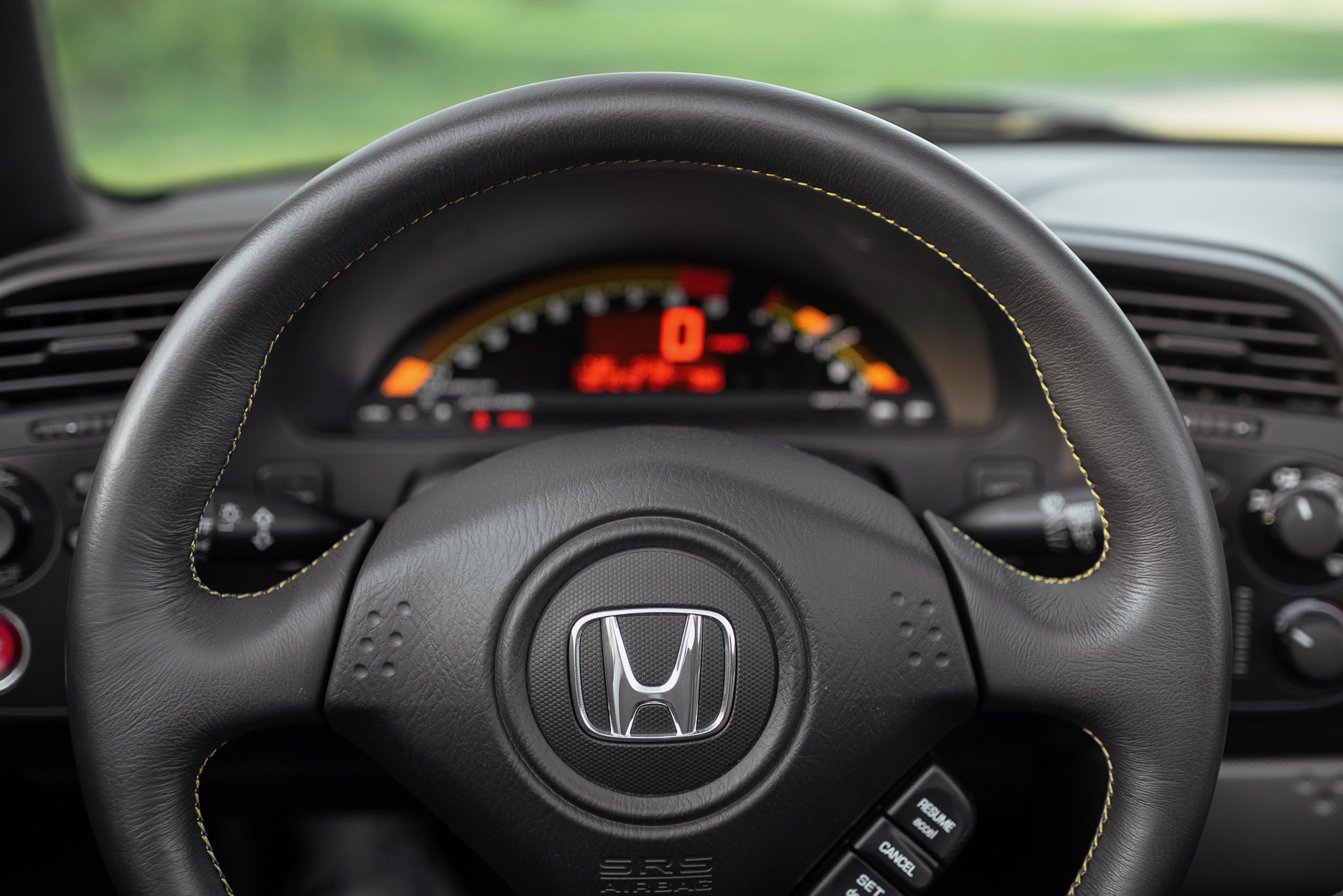 2008 Honda S2000 CR Steering Wheel
