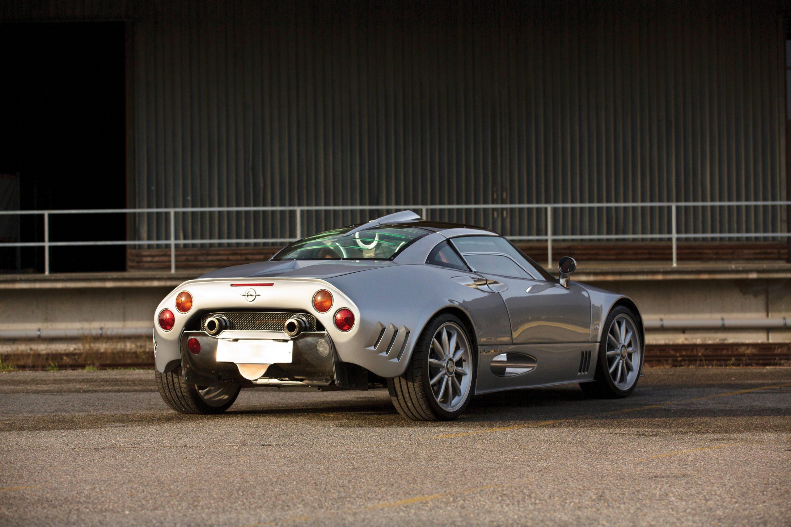 2008 Spyker C8 Laviolette