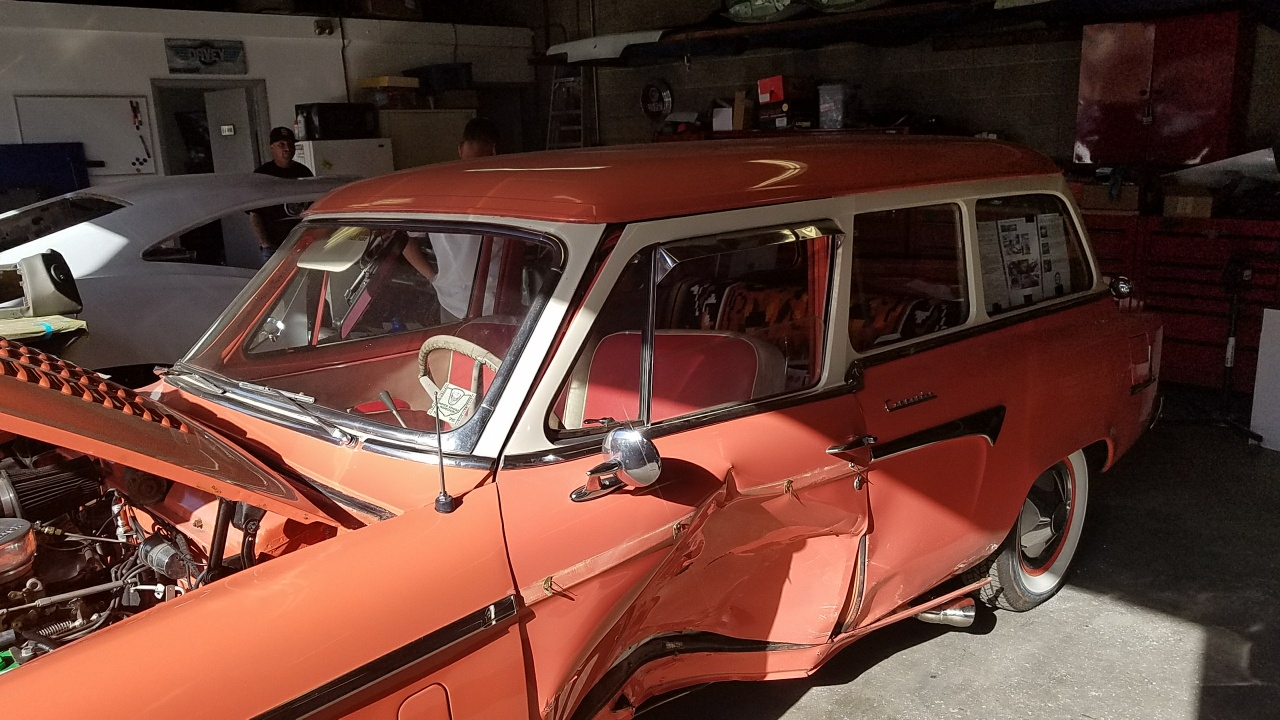 1955 Studebaker Conestoga Wagon