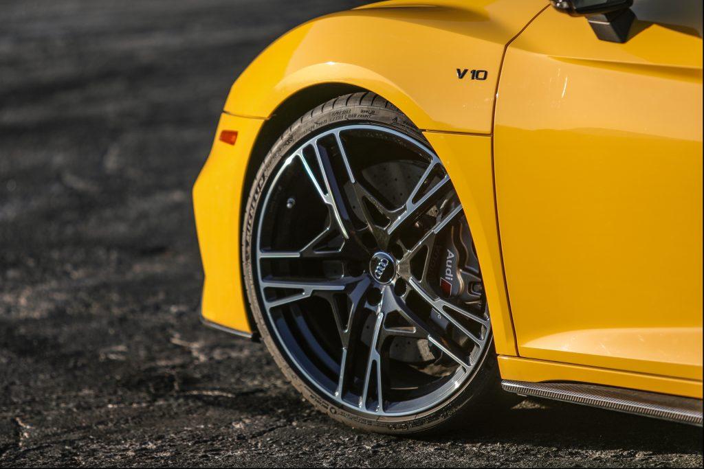 2020 Audi R8 Wheel