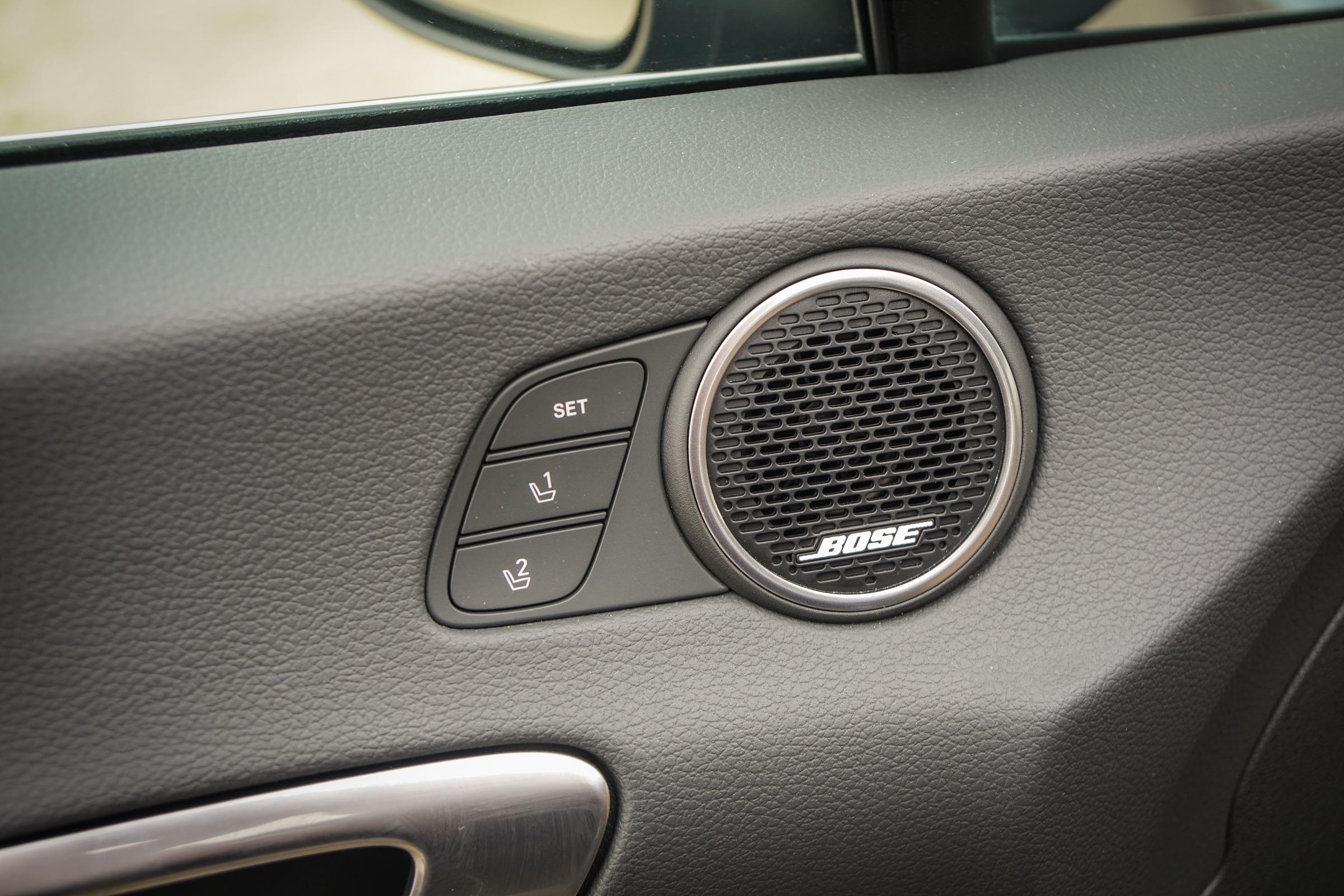 2020 Hyundai Sonata Limited bose speaker seat memory