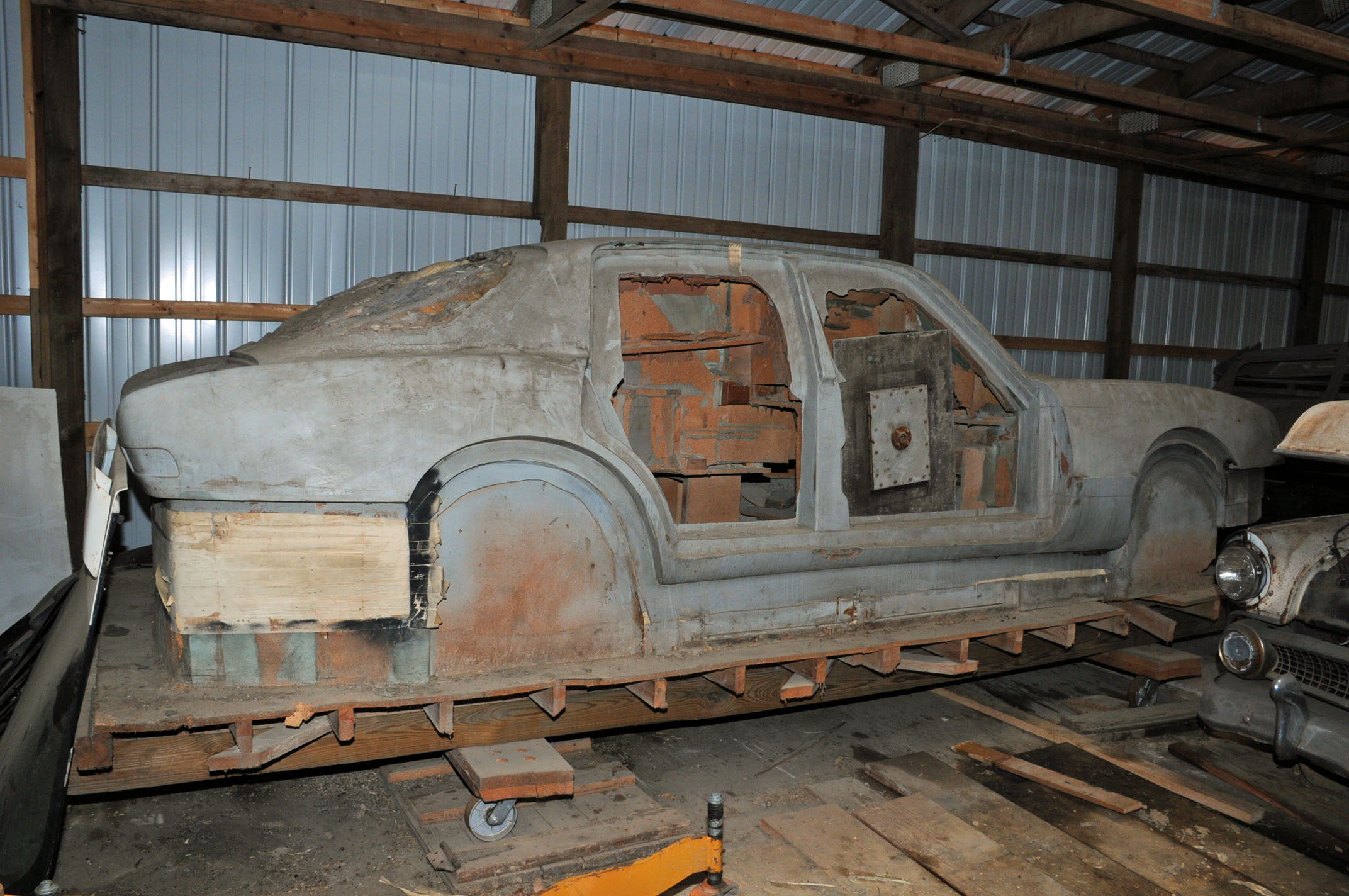 33V alt vanderbrink virgil marple studebaker auction