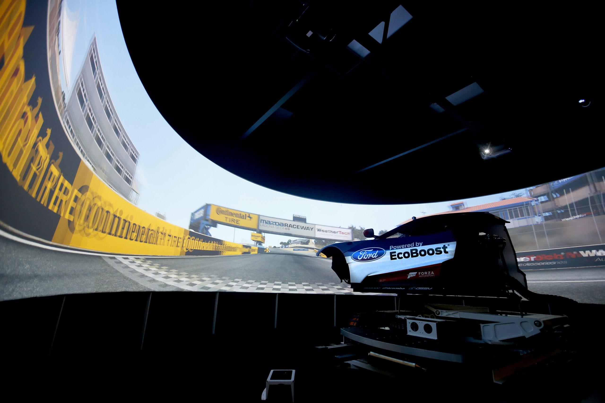 Ford Performance Simulator