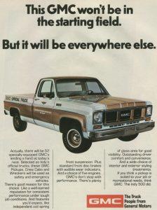 1974 GMC Pace Truck