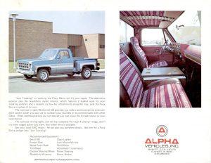 1977 Foxy GMC Truck