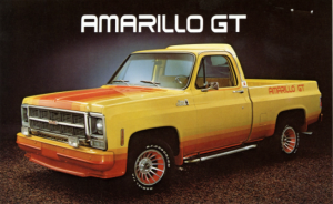 1979 GMC Amarillo GT
