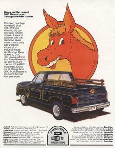 1979 GMC Mule