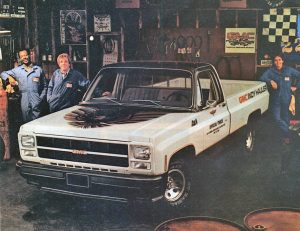 1980 GMC Indy Pace Truck