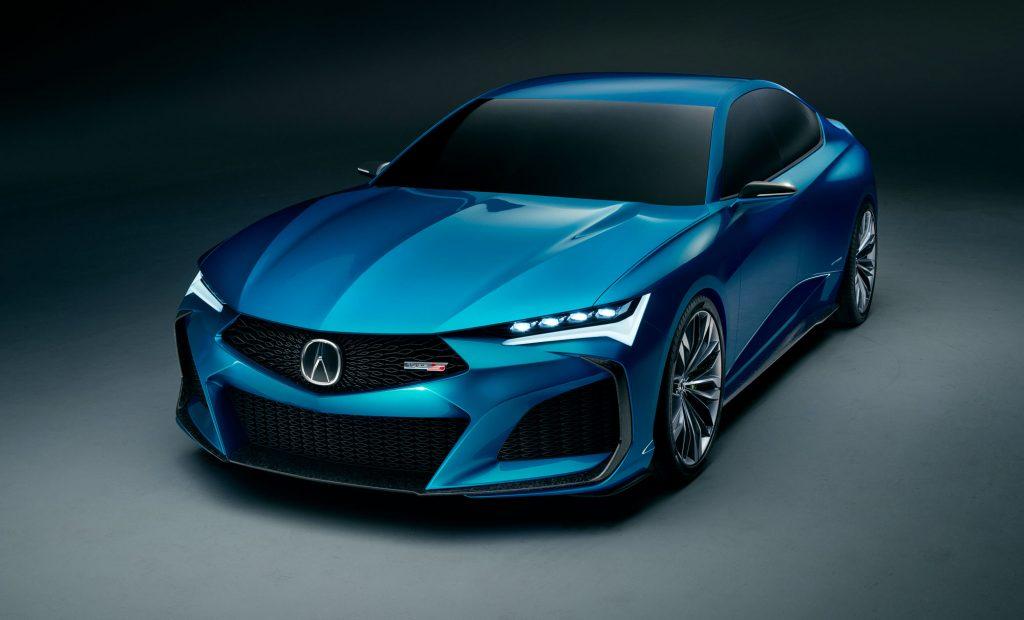 Acura TypeS concept