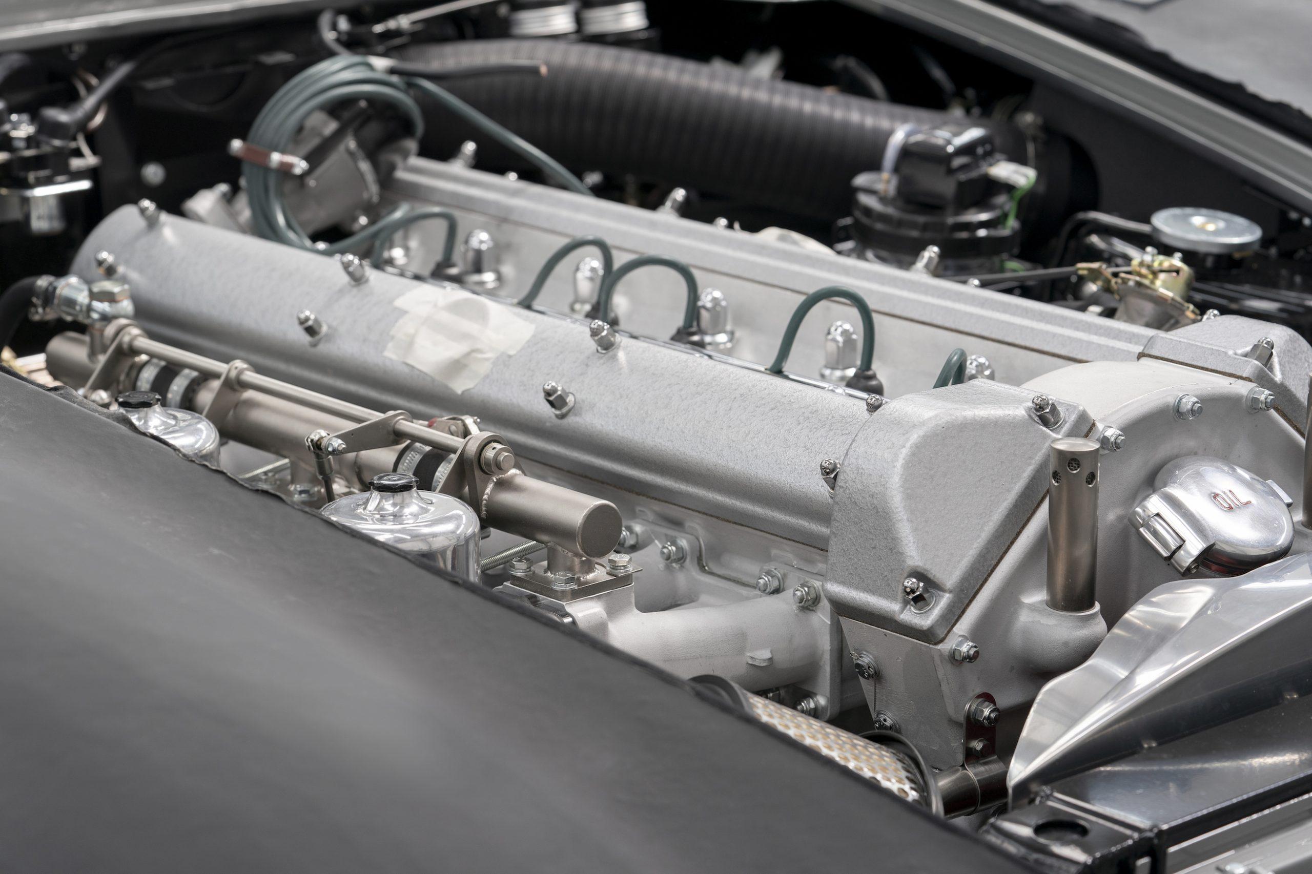 James Bond DB5 Goldfinger Engine Covers