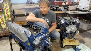 Swapping engine bits from the 260 to the 289 | Sunbeam Tiger engine swap project – Ep. 5