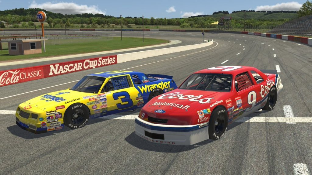 Vintage Stock Cars iRacing