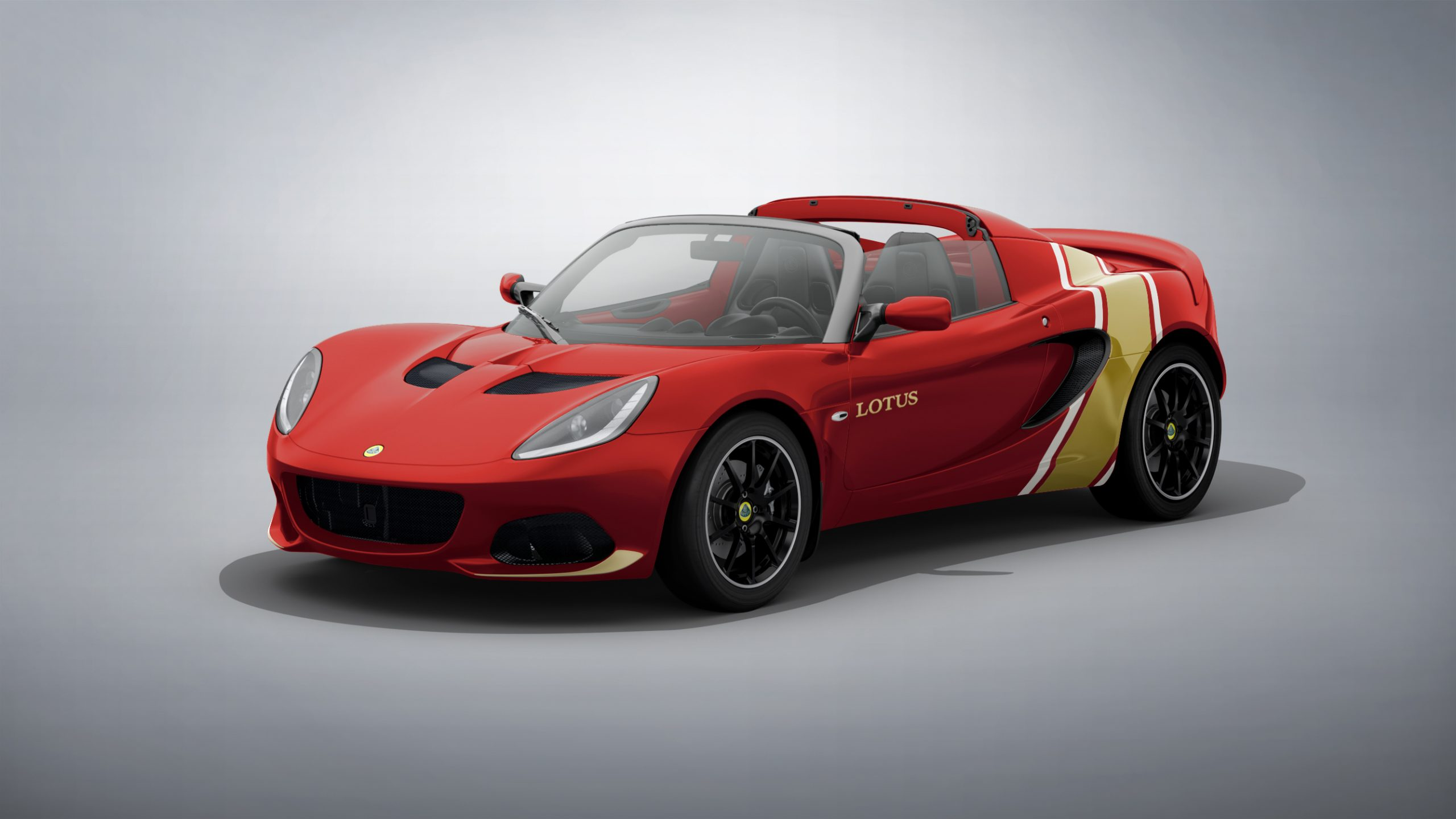 Lotus launches classic racing liveries with Elise Heritage Editions