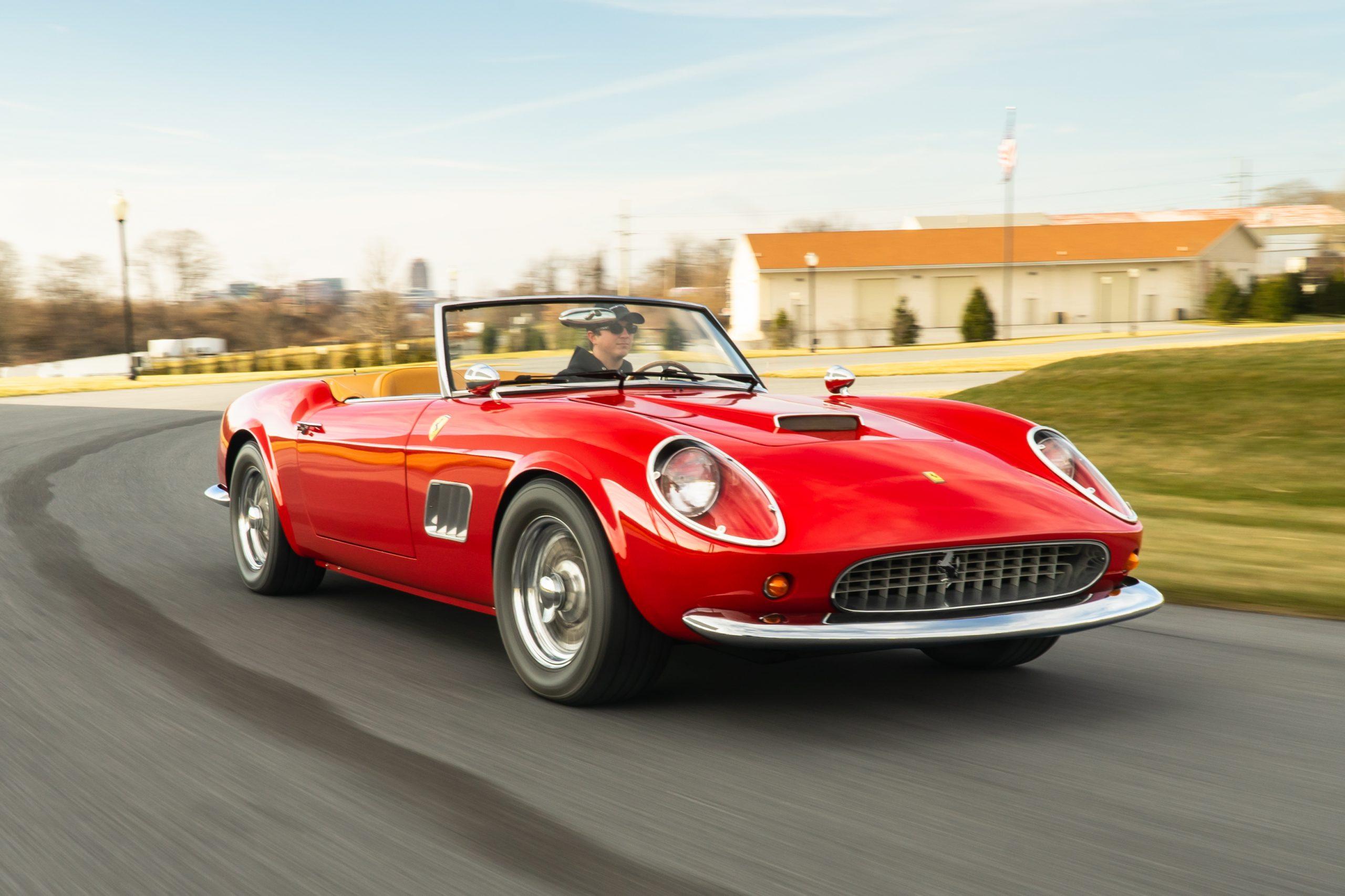 Ferris Bueller Ferrari - HVA - In Motion