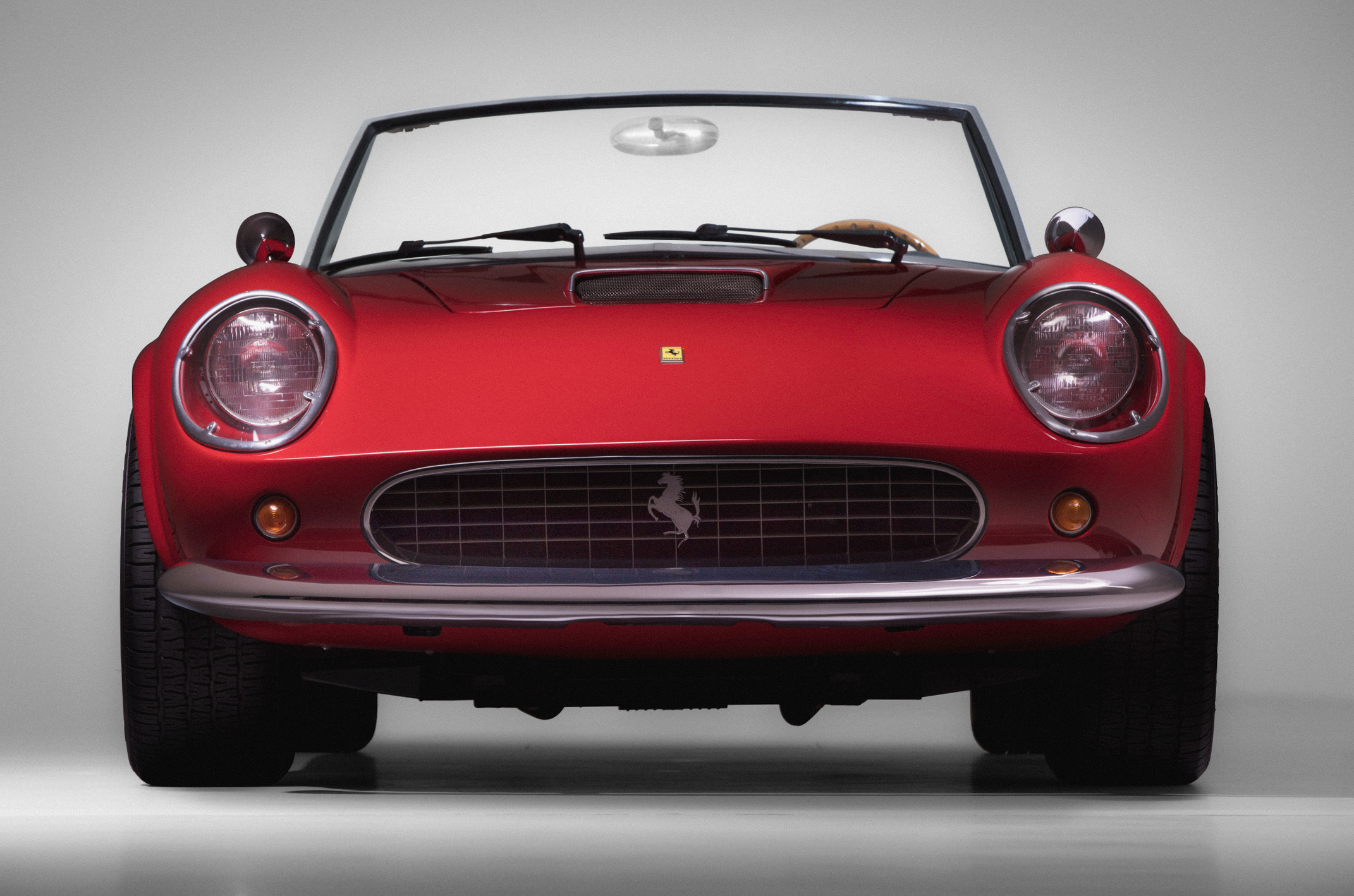 Ferris Bueller Ferrari - HVA Studio front