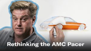 Chip Foose rethinks the AMC Pacer – Ep. 6