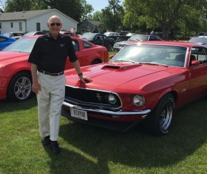1965 Ford Mustang - Designer Gale Halderman