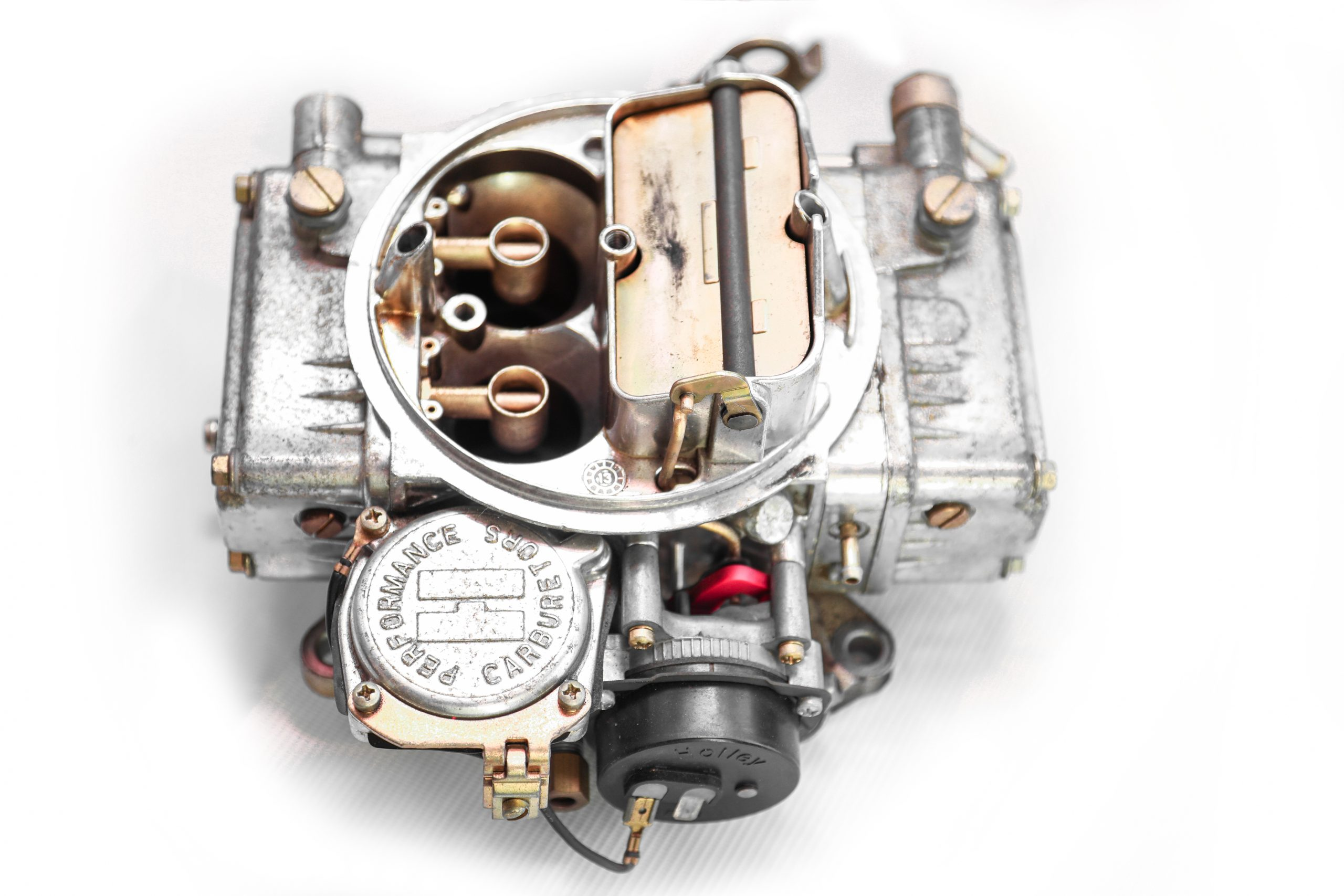 Holley 3310 carburetor
