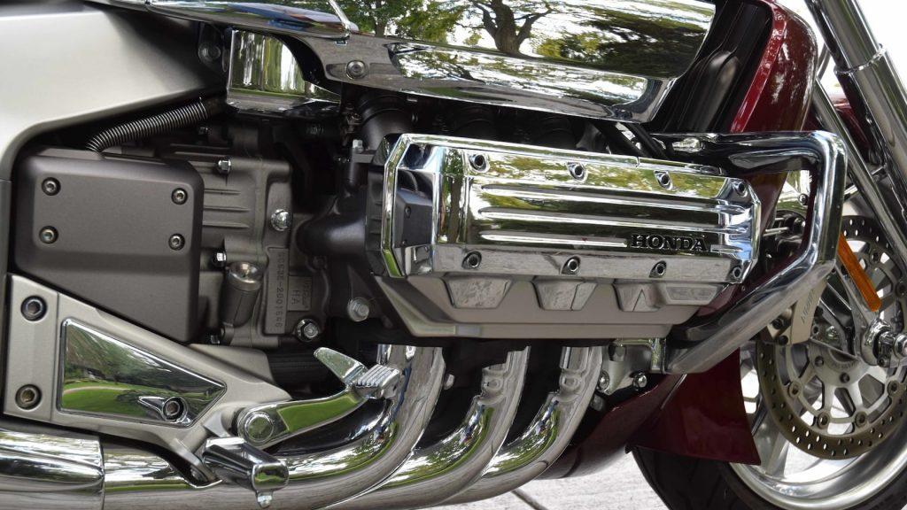 Honda Rune engine detail