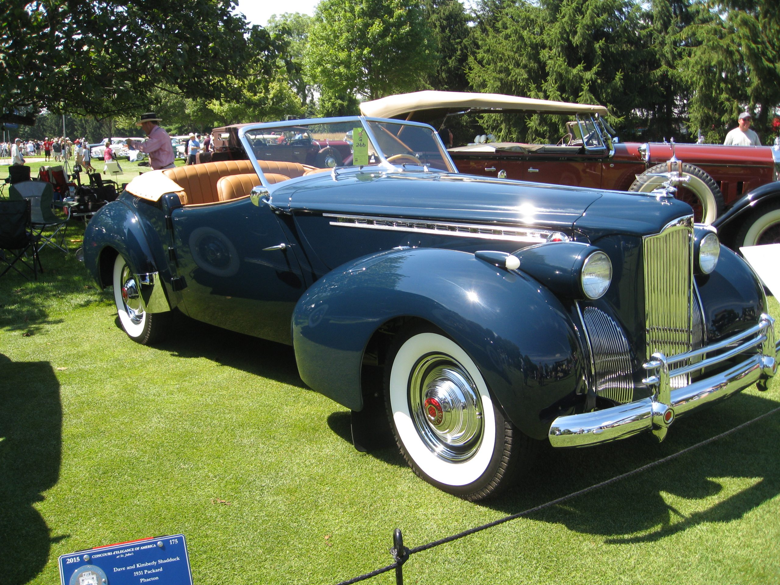 2015 Concours d'Elegance of America