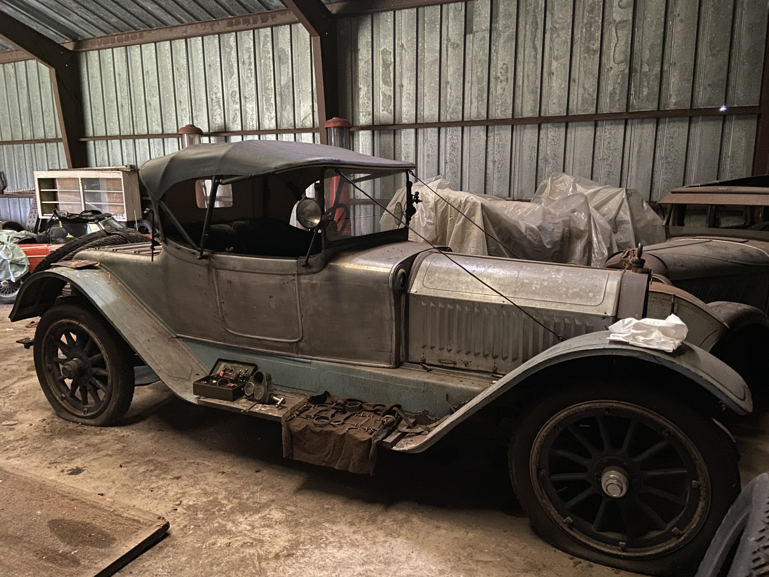 Rides from the Readers: 1915 Locomobile Custom 48 Roadster