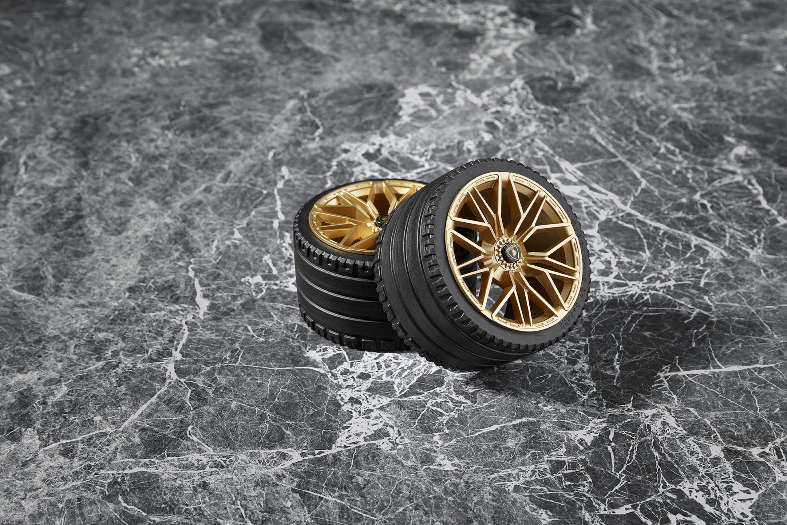 LEGO Lamborghini Sian Wheels