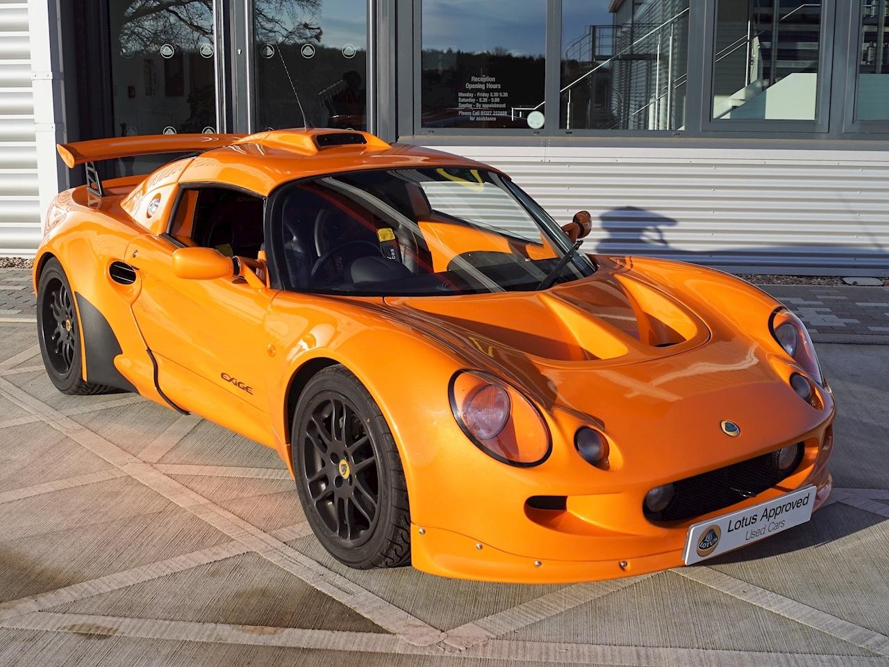 Lotus Exige S1 Front Three-Quarter