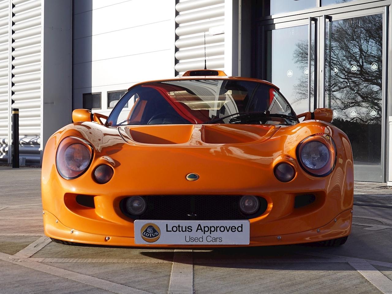 Lotus Exige S1 Front