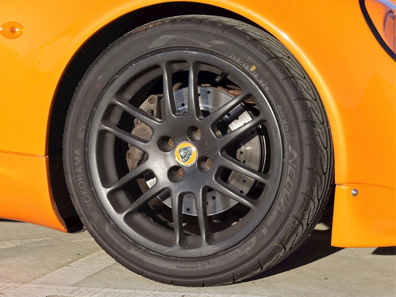 Lotus Exige S1 Wheel