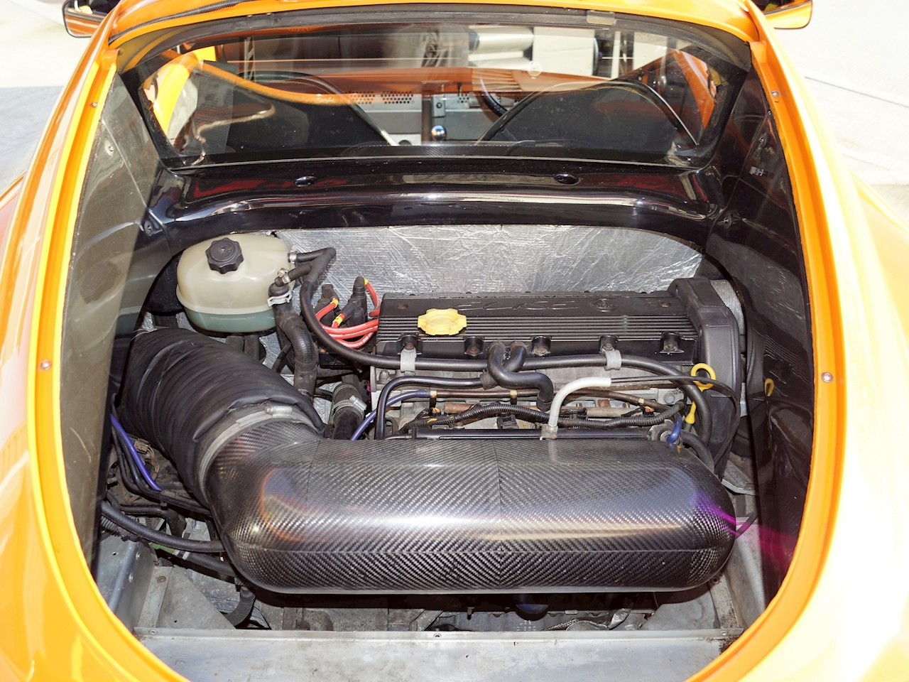 Lotus Exige S1 Engine