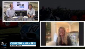 Courtney Hansen on The Love of Cars