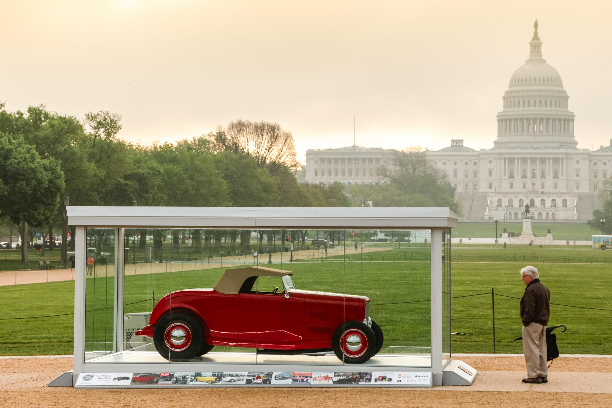McGee Roadster - 1932 Ford - HVA Cars at the Capital 4