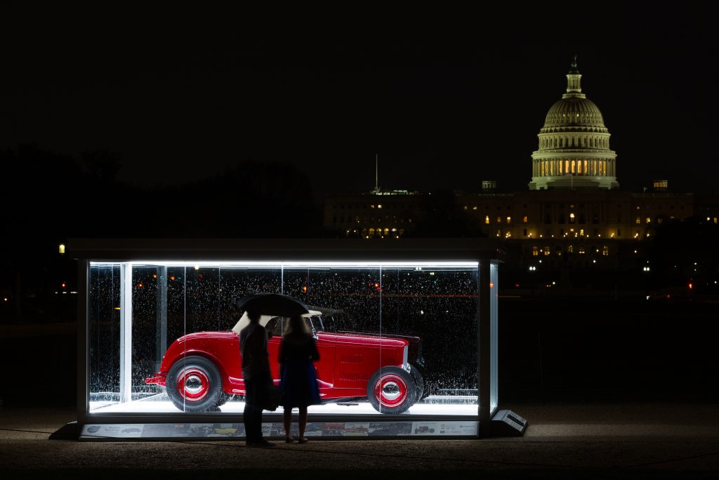 McGee Roadster - 1932 Ford - HVA Cars at the Capital 5