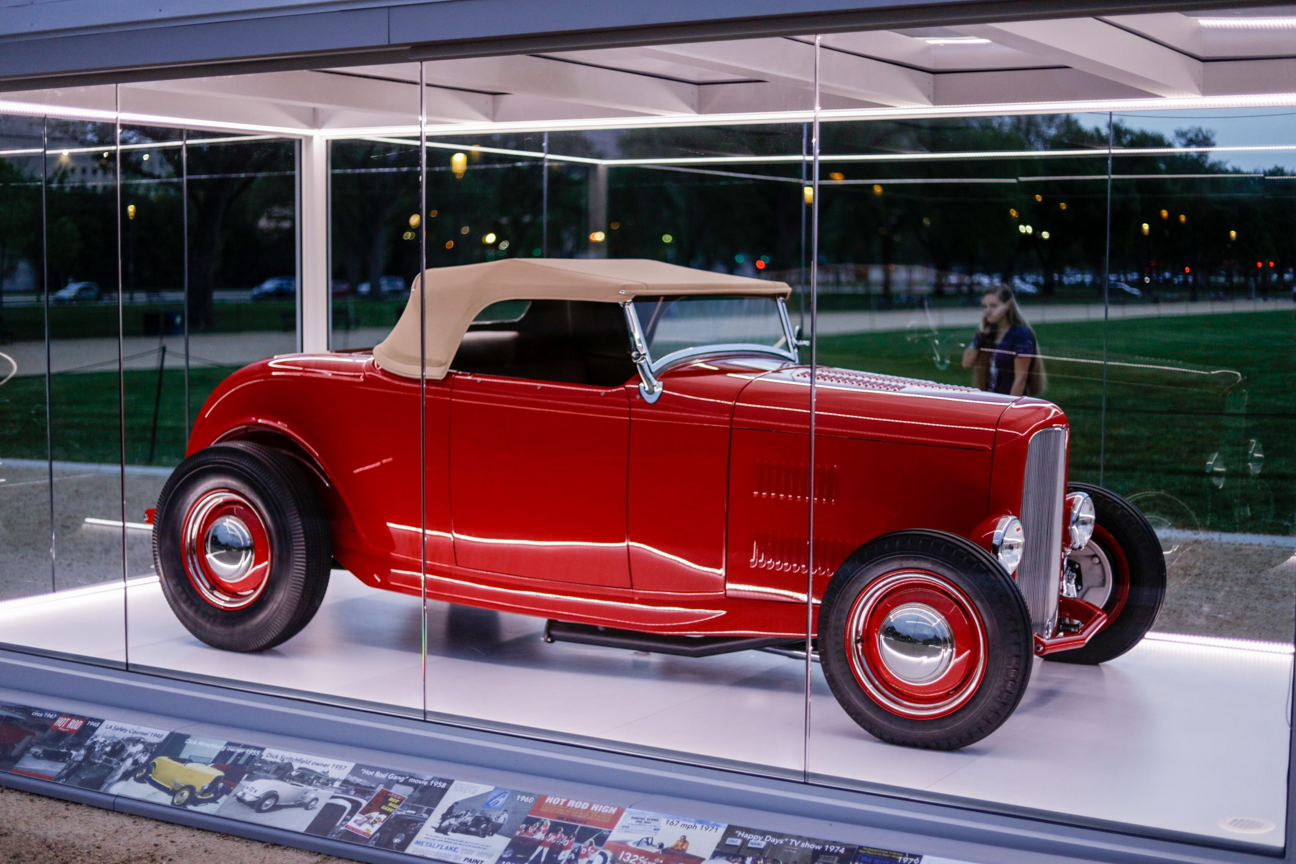 McGee Roadster - 1932 Ford - HVA Cars at the Capital 7