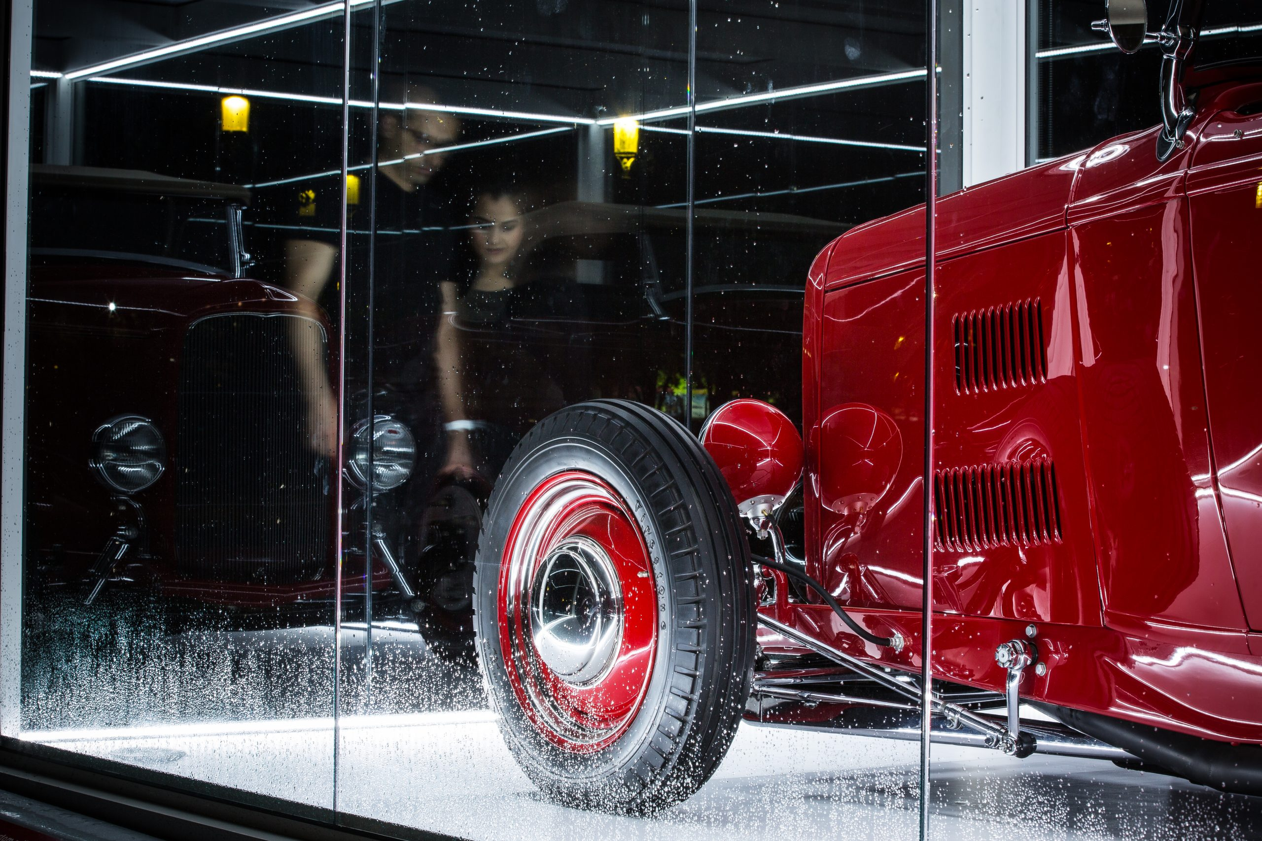 McGee Roadster - 1932 Ford - HVA Cars at the Capital 8