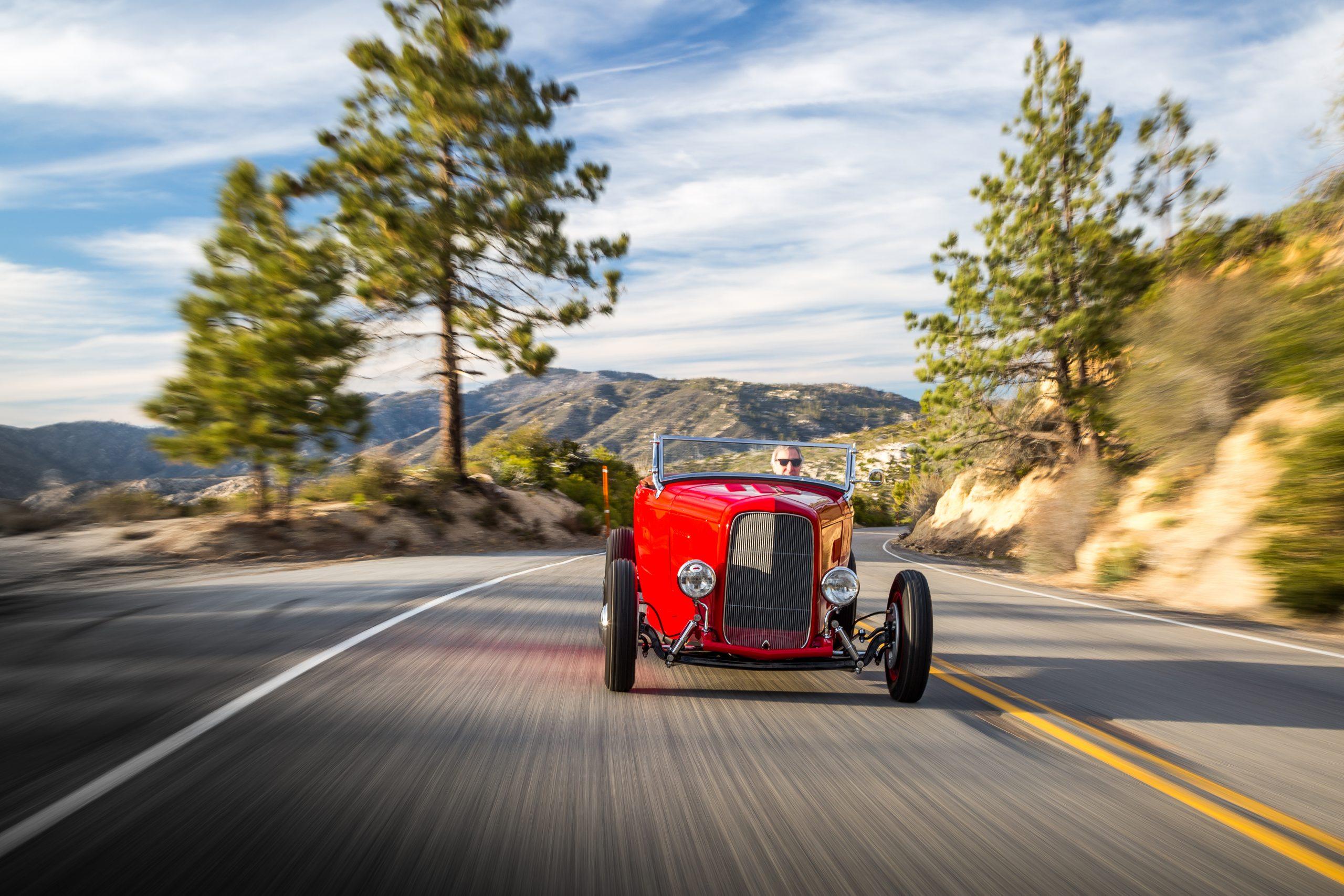 McGee Roadster - 1932 Ford - HVA - Driving 1