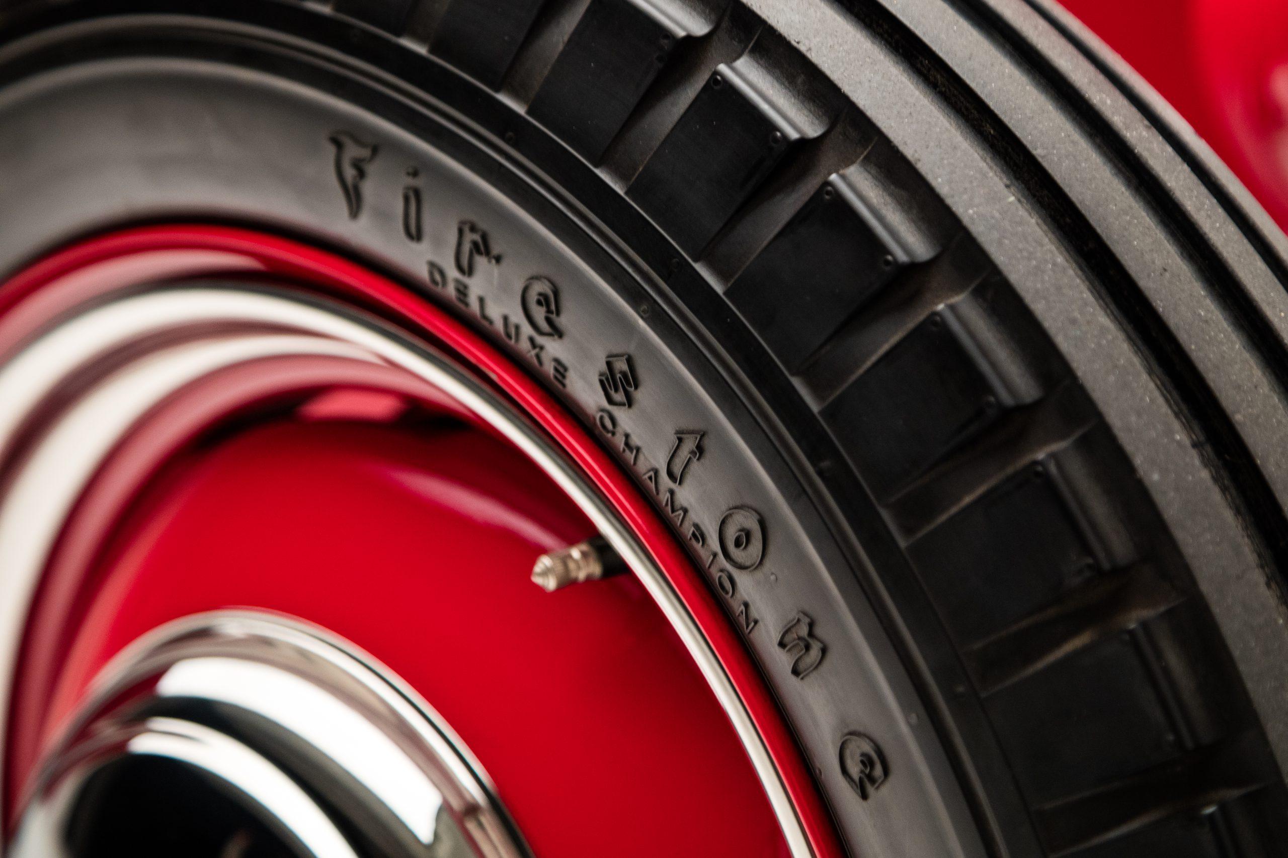 McGee Roadster - 1932 Ford - HVA - Studio 7 tires