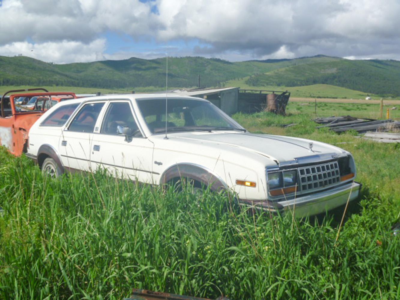 Montana Overland Jeep Ranch AMC Eagle Wagon