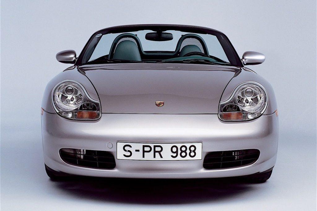 Porsche Boxster Front