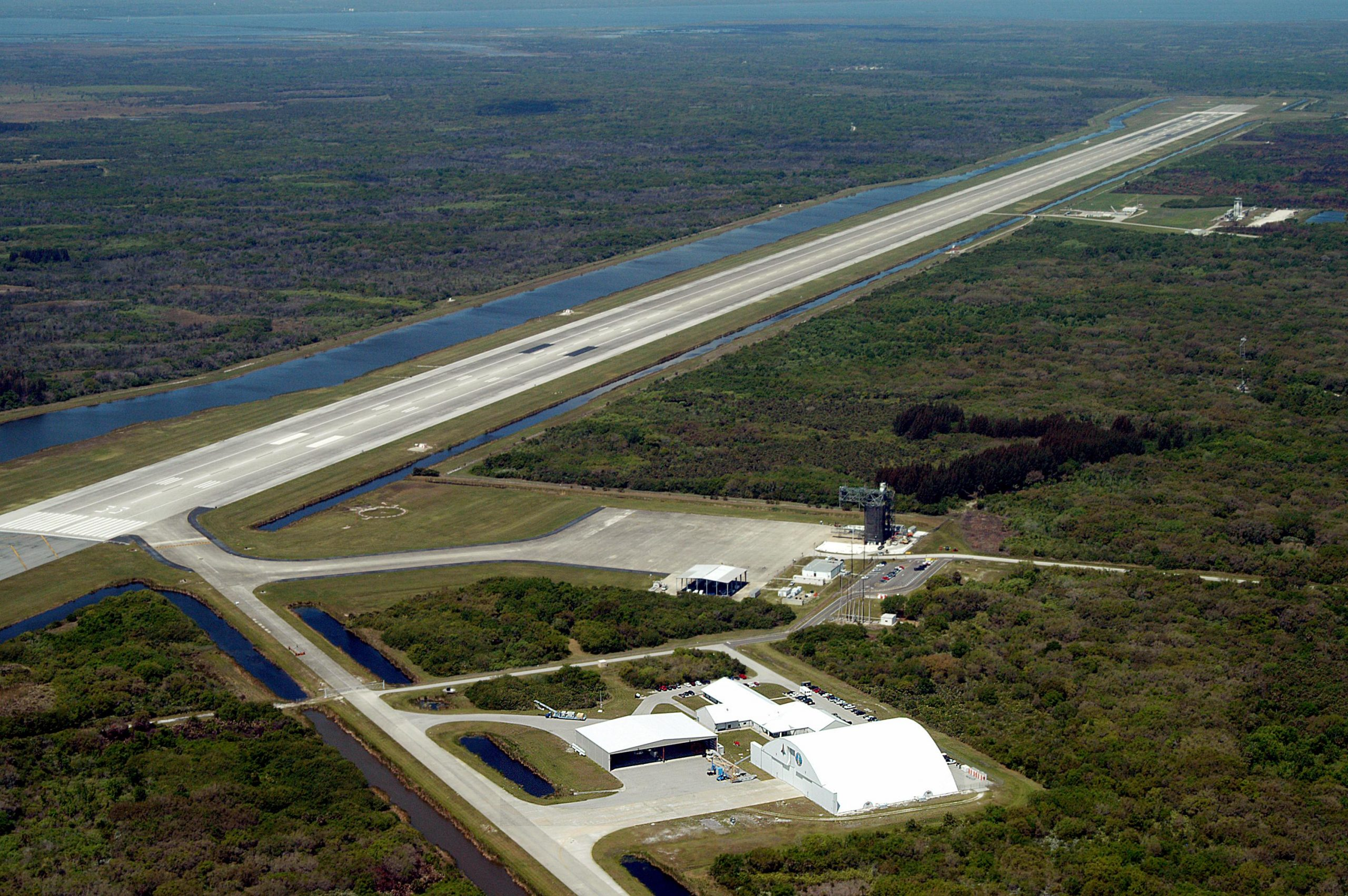 Launch and Landing Facility space Florida 1