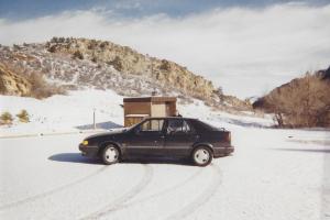 90s cars live Saab 9000