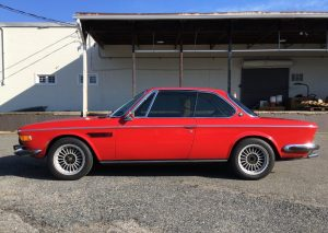 Siegel - 1973 BMW 3.0CSi