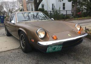 Siegel - 1974 Lotus Europa Twin-Cam Special