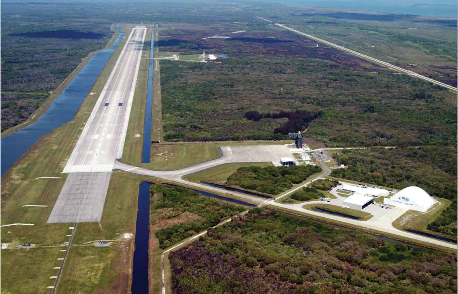 Launch and Landing Facility space Florida 3